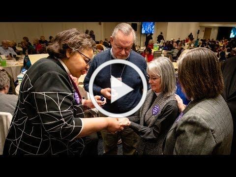 "Bishop Carlye's Convention address, part 3: ""Sent"""