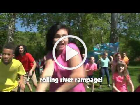 Rolling River Rampage Theme Song Music Video