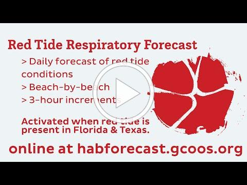 The Red Tide Respiratory Forecast