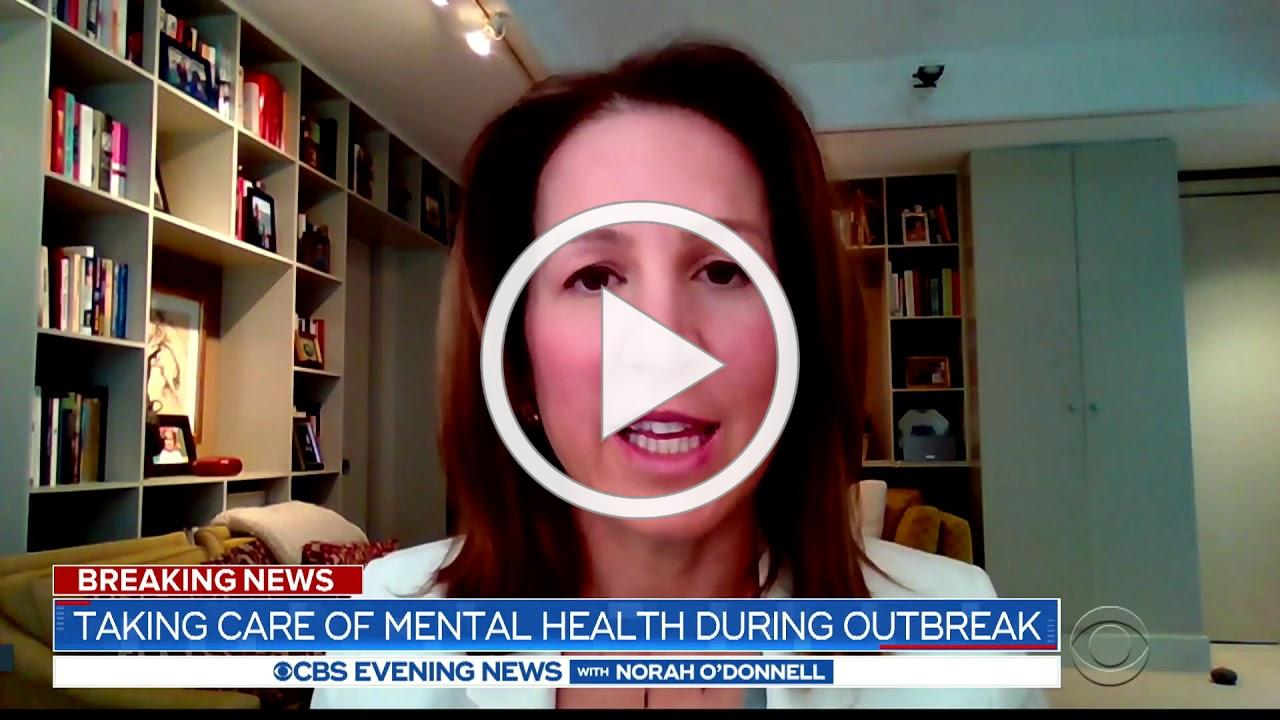 Protect Your Mental Health During the COVID-19 Pandemic Dr. Lucy McBride, Foxhall Internists