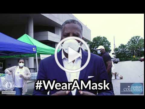 Wear A Mask | A Message from Mayor Steve Benjamin
