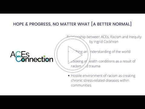 ACEs Connection: Hope &Progress, No Matter What