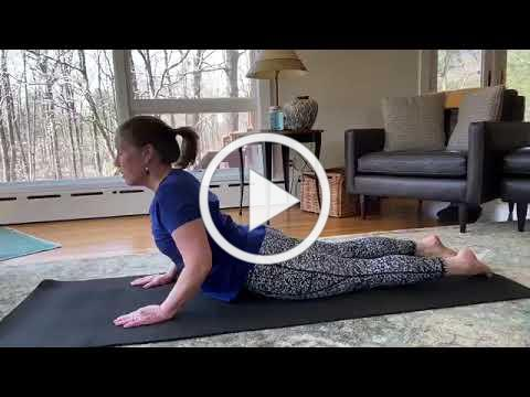 Five Minute Yoga with Joy