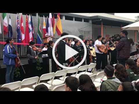 Legacy VAPA's Mariachi Corazon Hispano Video 1