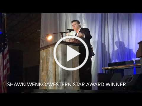 Wenko wins Western Star Award