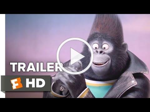 Sing Official Trailer #1 (2016) - Scarlett Johansson, Matthew McConaughey Movie HD