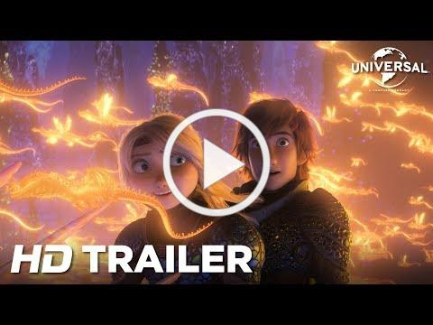 HOW TO TRAIN YOUR DRAGON: THE HIDDEN WORLD - Official Teaser Trailer (Universal Pictures) HD