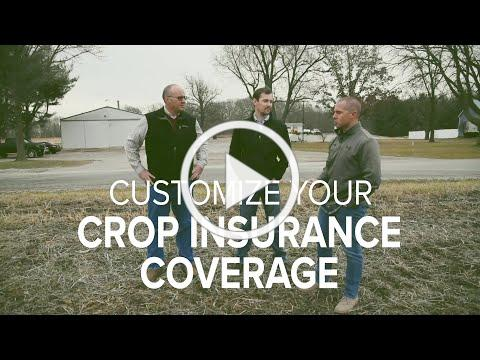 Customize Your Crop Insurance Coverage