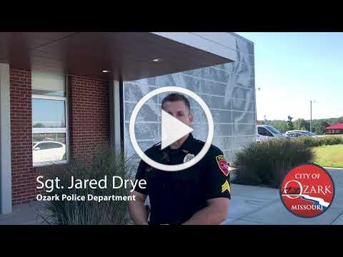 Back to School Safety Tips with the Ozark PD!