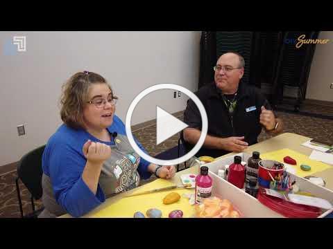 DIY Summer episode 7: Kindness rocks