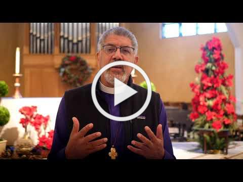 Bishop Wright's 2020 Christmas Message