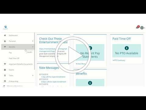 Accessing Employee Portal