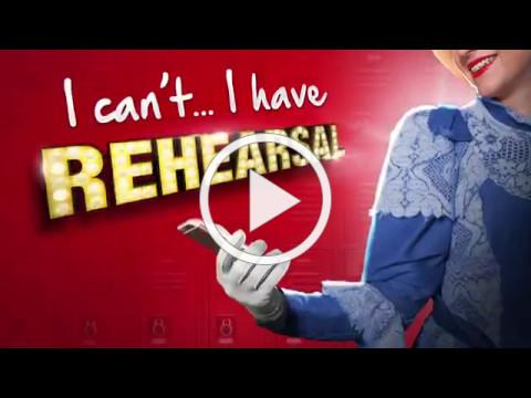 "Official Trailer: ""I Can't... I Have Rehearsal"""
