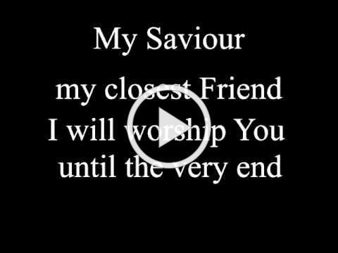 Jesus Lover of My Soul (lyrics) - Hillsong