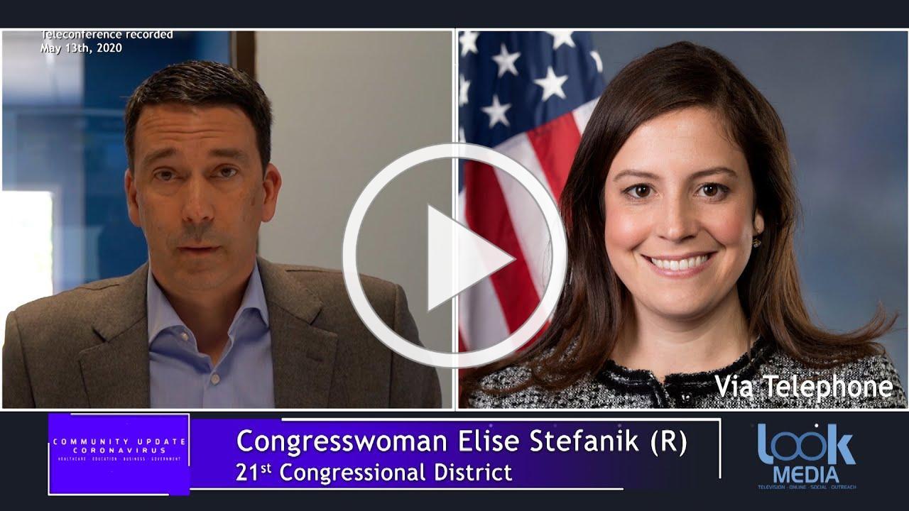 A Conversation with our Legislators 5-13-20