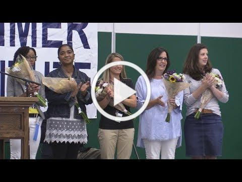 Teacher of the Year Finalists 2018-19