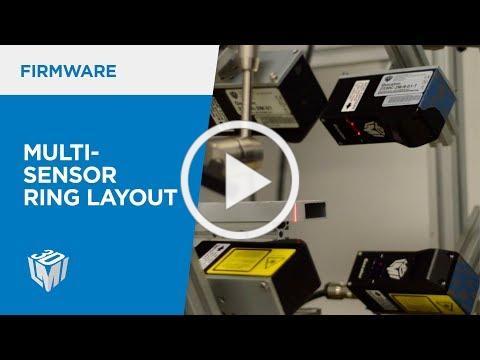 Multi-Sensor Ring Layout in Gocator Firmware 5.0