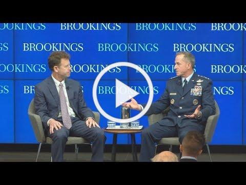 A conversation with the chief of staff of the Air Force