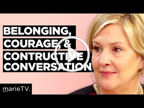 """Brené Brown Shows You How To """"Brave the Wilderness"""""""