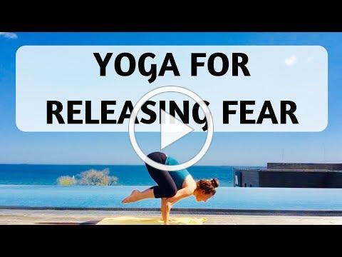 YOGA FOR RELEASING FEAR - YOGA WITH MEDITATION MUTHA