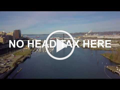 No #HeadTax Here!