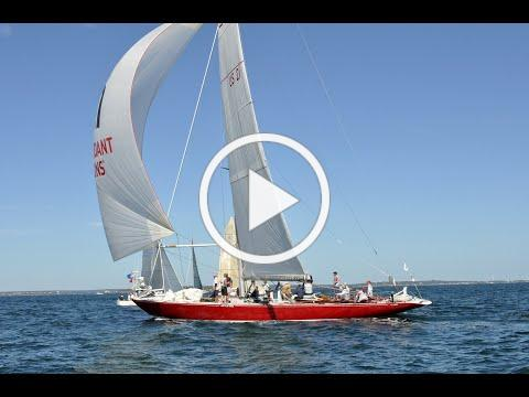 An Interview with 12 Metre American Eagle (US-21) owner, Herb Marshall