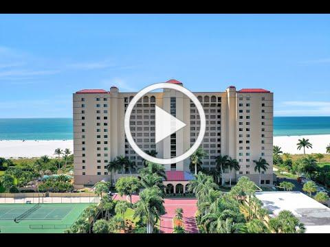 Beachfront Marco Island Condo for Sale - 100 N Collier Blvd #803, Marco Island, FL 34145