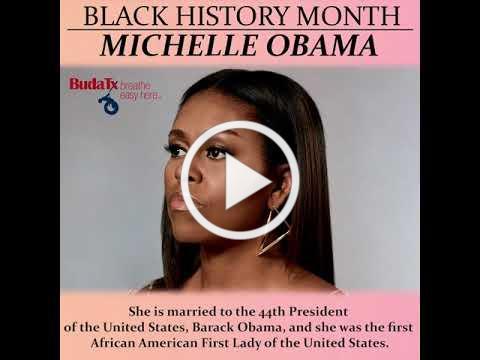 Black History Month: Michelle Obama