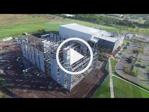 NeoCity Drone Aerial Footage Sept 2018