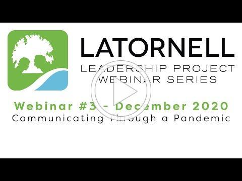 Latornell Leadership Project - December 2020 Webinar