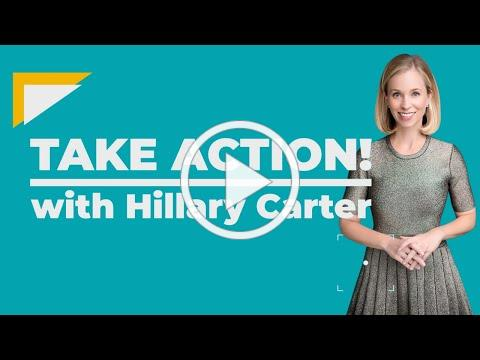 Take Action! with Hillary Carter featuring Food Allergy Mom and Travel Agent Pixie Lizzie