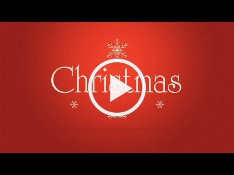 Christmas Message from Pastor Will White