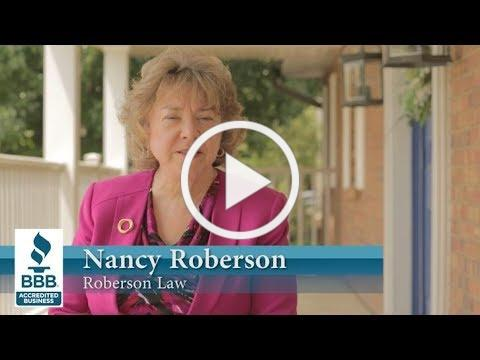 MY BBB Story - Roberson Law