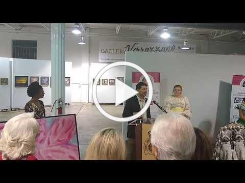 Todd Carignan: Azalea Festival 2020 Art Unveiling