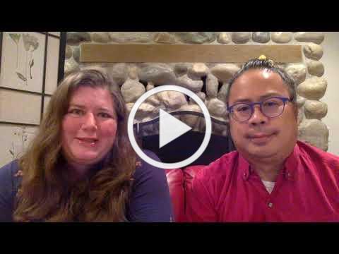 Saint Mark's Stewardship 2021 * Peter Garbes & Heather MacLaughlin Garbes