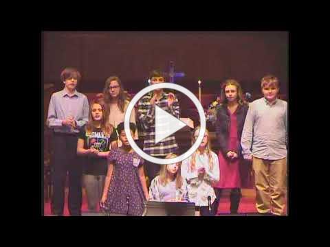 "FCCGE - ""The Light of God's Love"" by Mark Burrows - Jr Hi Singers"