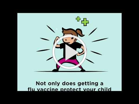 Benefits of Florida KidCare - Flu Vaccination Coverage