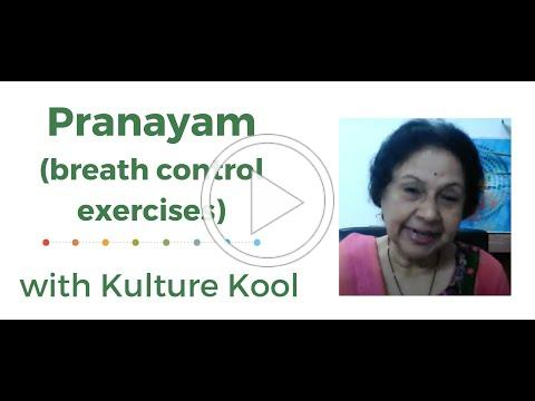 Pranayam (breath control exercises) Tutorial