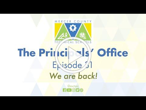 The Principals' Office - Episode 31 - We are back!