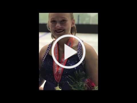 AAFSC's 2019-2020 Julia Segall-Defler Sportsmanship Award Winner- Sarah Tuzinowski
