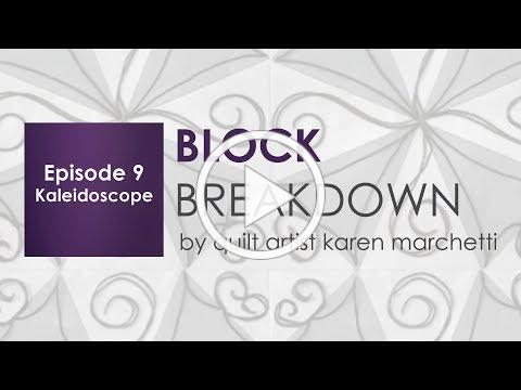 Block Breakdown 9 Kaleidoscope