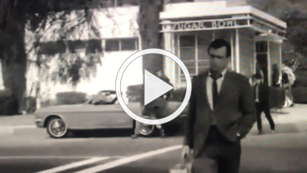 TV Show The Fugitive Shot in Claremont Village - aired Jan. 25, 1966