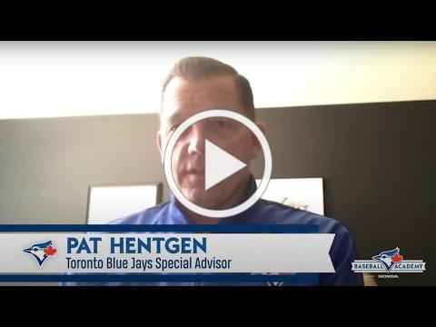 Blue Jays Baseball Academy: 10 Questions with Pat Hentgen