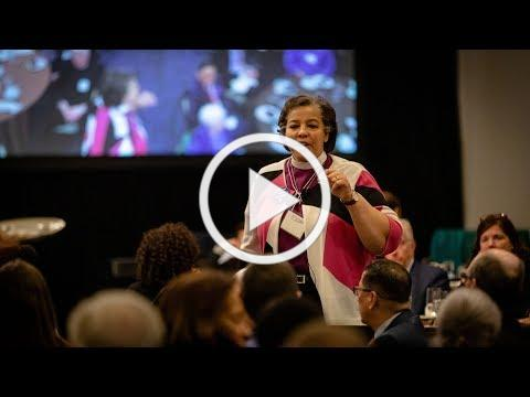 """Bishop Carlye's Convention address, part 1: """"Gifted"""""""