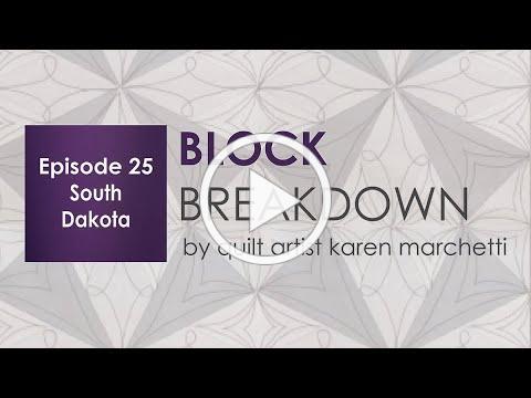 Block Break 25 - South Dakota