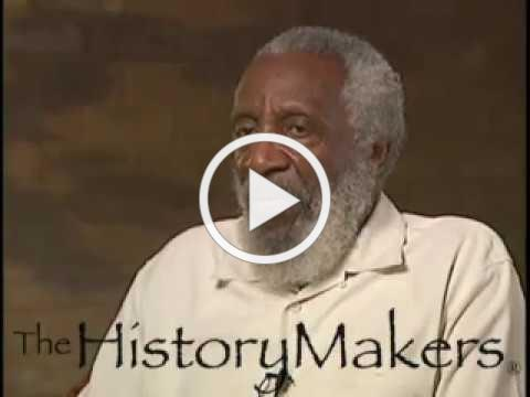 Dick Gregory Tape 3, Clip 5