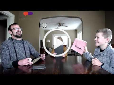 Jacob Peterson Strengthening Families 10-14 Activity Idea