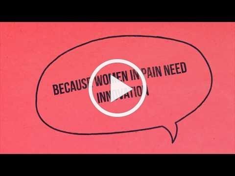 Women in Pain Need Innovation