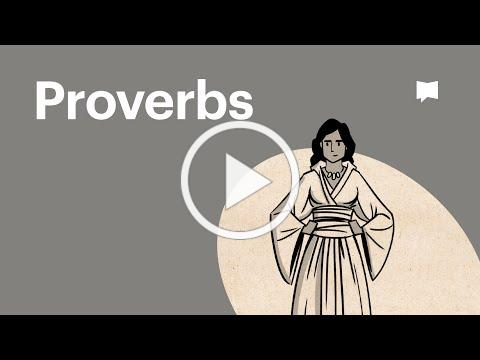 Overview: Proverbs