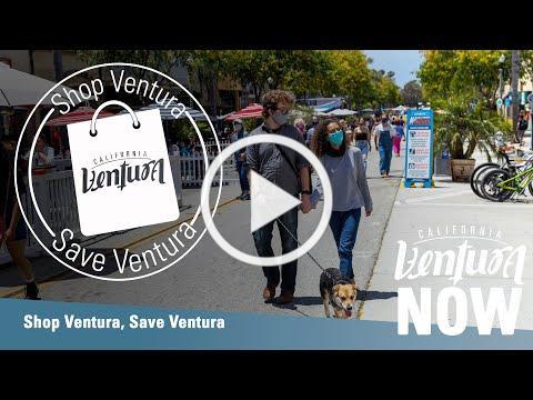 """Ventura NOW - """"Shop Ventura, Save Ventura"""""""
